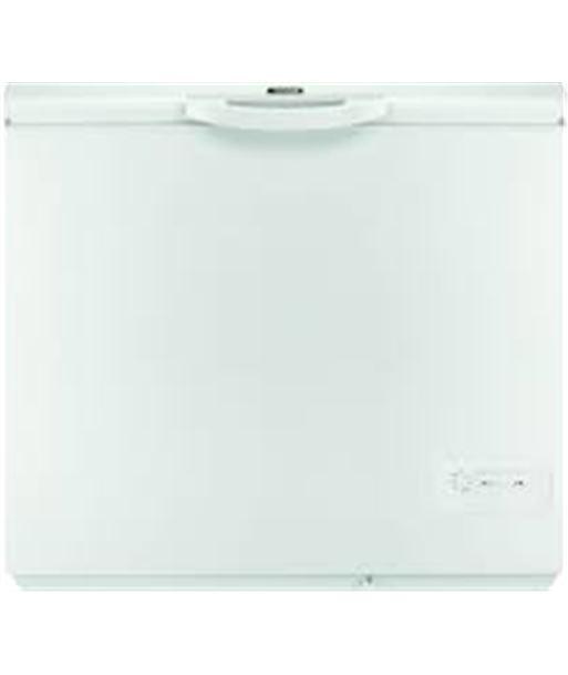 Congelador h Zanussi ZFC26400WA 87x94cm blanco a+ - ZFC26400WA