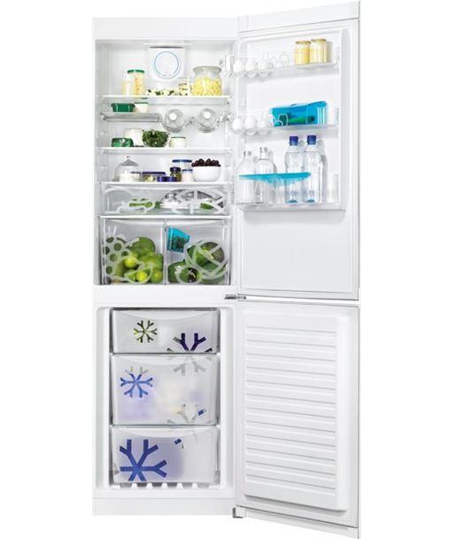Zanussi frigorifico combi 2 puertas ZRB34315WA Combis - 7332543259052