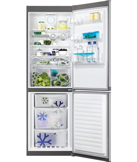 Zanussi frigorifico combi 2 puertas zrb34315xa 925054242
