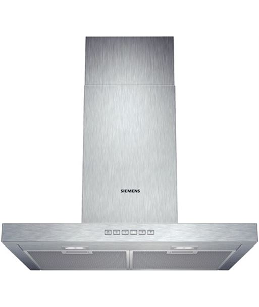 Campana decorativa  Siemens LC67BC532 60 cm inox - 4242003650639