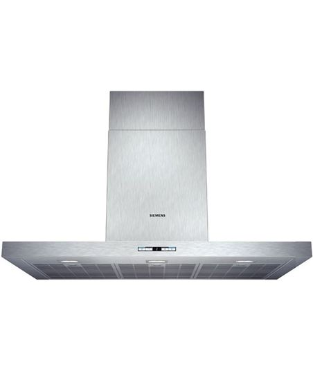 Campana decorativa  Siemens lc98bf542 90 cm acero inox - 4242003650844