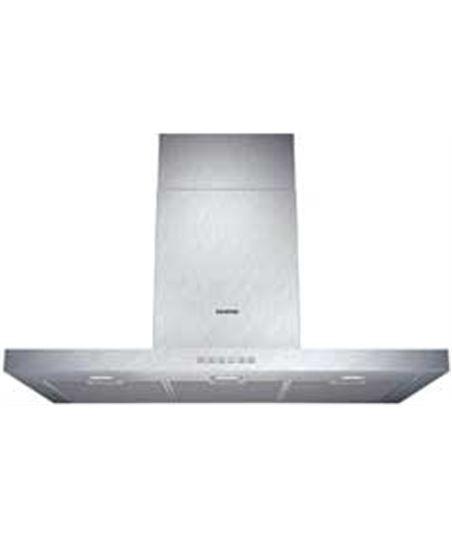 Campana decorativa  Siemens lc97bc532 90 cm inox - 4242003650530