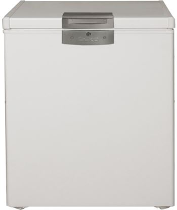 Beko congelador blanco HS221520 Congeladores - HS221520