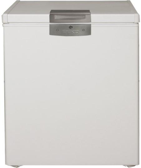 Beko congelador blanco hs221520