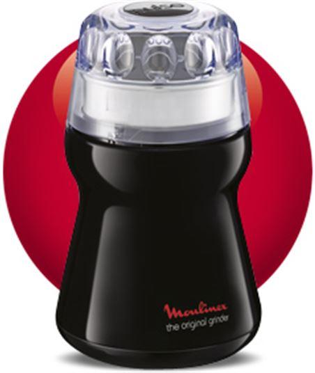 Molinillo Moulinex ar1108 cafe, 190w, inox, dobl. ar110830 - AR1108