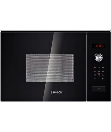 Microondas integrable  Bosch hmt75m664 cristal negro - 4242002801049