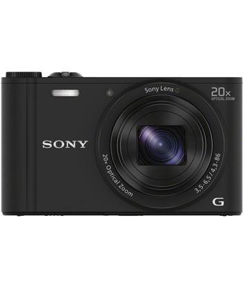 Cámara foto digital  Sony dscwx350b negra 18mp DSCWX350BCE3 - 4905524981056