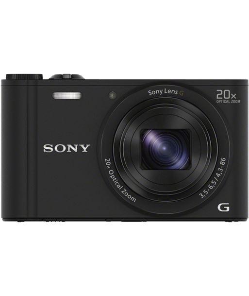 Sony DSCWX350BCE3 cámara foto digital dscwx350b negra 18mp - 4905524981056
