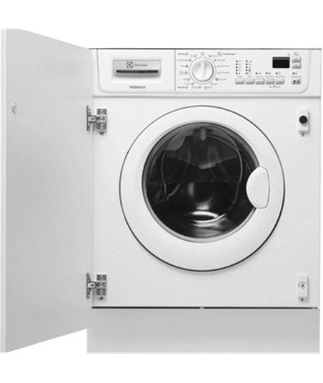 Electrolux lavadora carga frontal integrable ewp1072tdw ewg127410w - 7332543222216