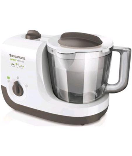 Taurus robot cocina vapore 750w 925004 Robots de cocina - 8414234250049