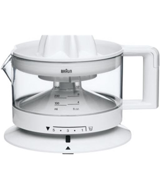 Braun CJ3000 exprimidor 350ml blanco Exprimidores - CJ3000