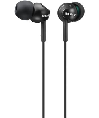 Auricular  de botàn Sony mdrex110lpb negro
