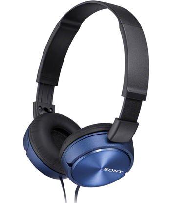 Auriculares Sony MDRZX310L (diadema) Auriculares - SONMDRZX310L