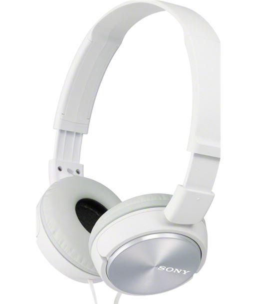 Auricular de aro Sony MDRZX310Wae, superligeros y Auriculares - MDRZX310WAE