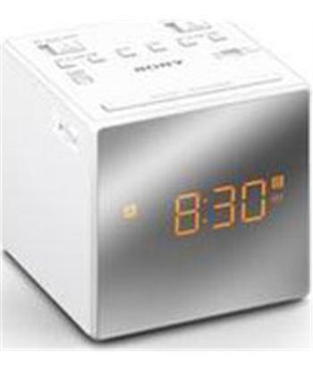 Radio despertador Sony icfc1tw blanco