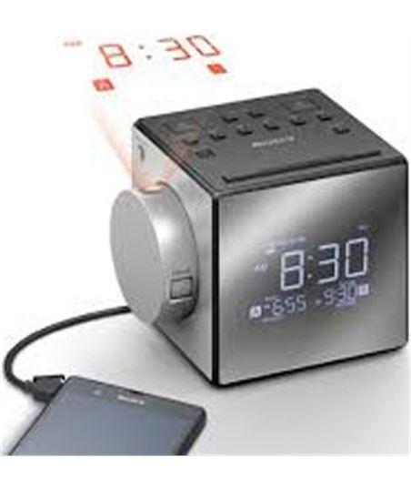 Radio despertador c/proyecciàn Sony icfc1pj negro - ICFC1PJ