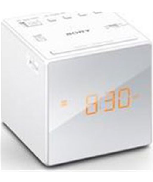 Radio reloj Sony icfc1b.ced blanco ICFC1WCED Otros - ICFC1W