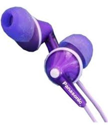 Auricular de tapon Panasonic RPHJE125EV violeta Auriculares - RPHJE125EV