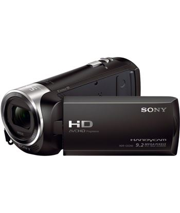 Videocµmara fhd Sony hdrcx240eb negra+sd HDRCX240EBCEN