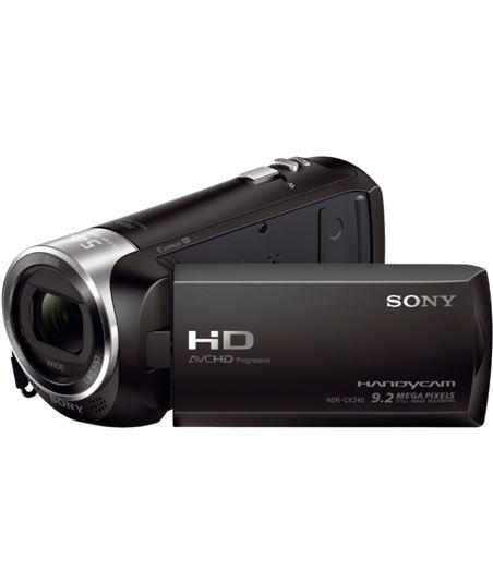 Videocµmara fhd Sony hdrcx240eb negra+sd HDRCX240EBCEN - HDRCX240EBCEN