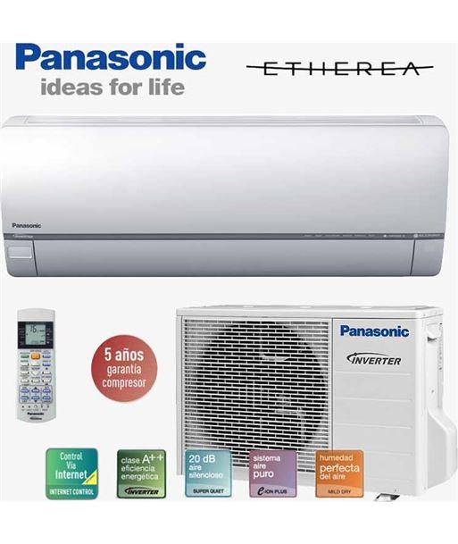 Aire 2240f/c inv Panasonic kit-e9-qke etherea blan kitxe9qke - 4010869241274