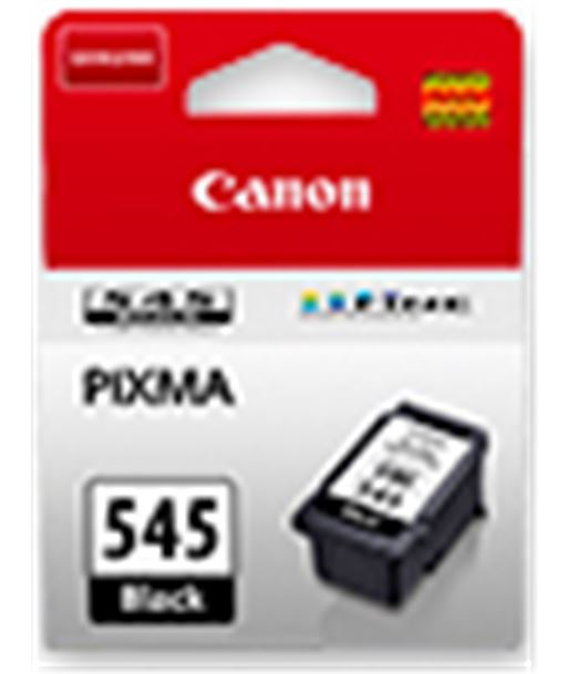 Canon cartucho pg-545 negro can8287b001 Consumibles - CAN8287B001