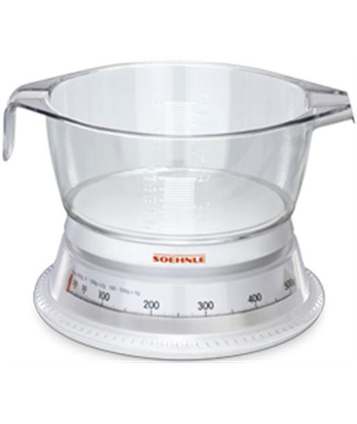 Bascula cocina Soehnle con bol medidor vario bi 65418 - 65418