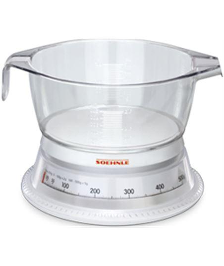 Bascula cocina Soehnle con bol medidor vario bi SOE65418 - 4006501654182