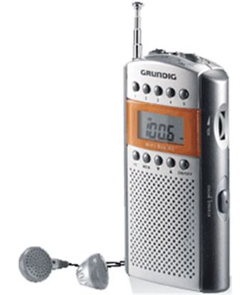 Radio portatil mini Grundig mini 62 GRR2090 Otros