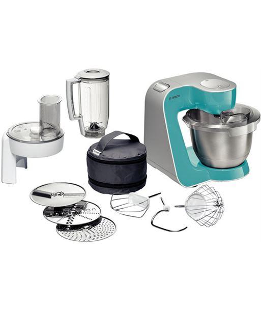 Robot de cocina Bosch MUM54520 azul intenso - 4242002702995