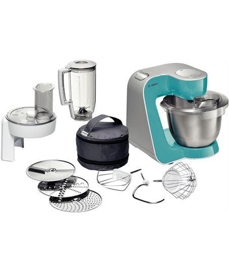 Robot de cocina Bosch mum54520 azul intenso - MUM54520