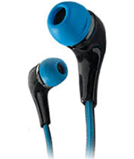 Auriculares intraurales silicona One for a azul sv5133