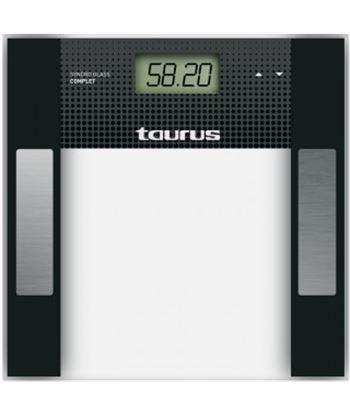 Bascula Taurus de baño syncro glass complet 990541