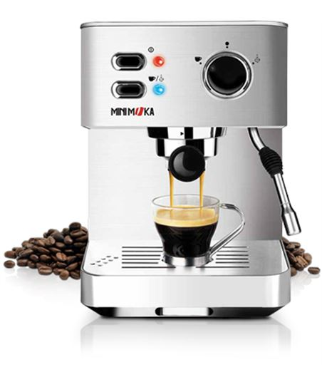 Cafetera express inox Minimoka cm-1682 999313 - 999313
