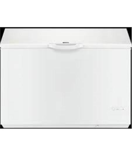 Congelador h Zanussi ZFC41400WA 87x133cm blanco a+ - ZFC41400WA