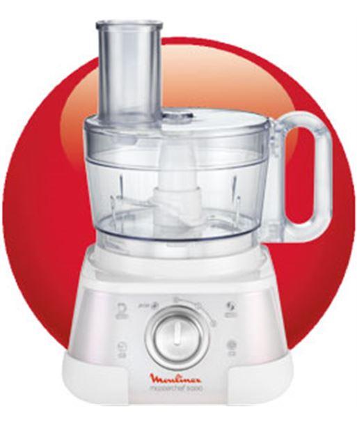Robot cocina Moulinex fp513110 mastercheff 5000 - FP513110