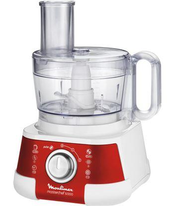 Moulinex robot cocina mou. fp520gb1 mastercheff 5000 rojo