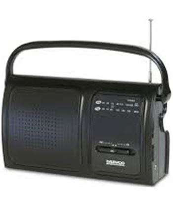 Radio Daewoo drp-19 black DBF076