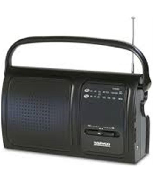 Radio Daewoo drp-19 black DBF076 - DBF076