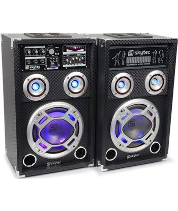Bafles activos usb karaoke 8. ka-08 Skytec 178.406