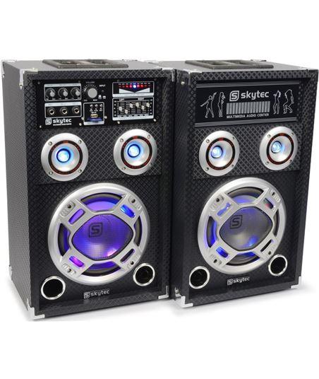 Bafles activos usb karaoke 8. ka-08 Skytec 178406