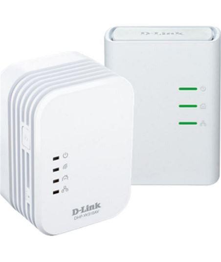 Kit plc mini 500 mbps wifi n300 D-link DLKDHP-W311AV