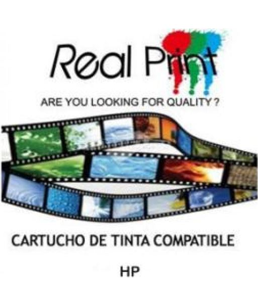 Real cartucho tinta compatible hp 364 hp364y - 6939050404046