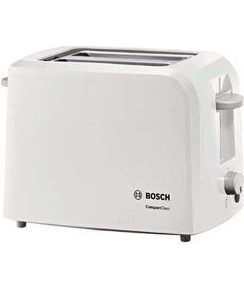 Tostador Bosch tat3a011 2 ranuras blanco BOSTAT3A011