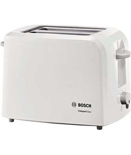 Tostador Bosch tat3a011 2 ranuras blanco BOSTAT3A011 - TAT3A011