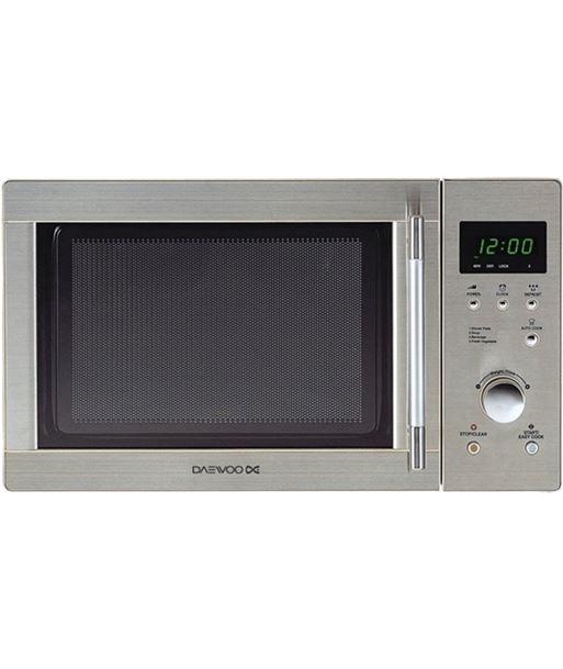 Daewoo microondas con grill  daewo kog-837rs (800w) 23l inox kog837rs - 8806323311616