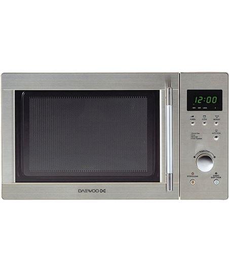 Daewoo microondas con grill  daewo kog-837rs (800w) 23l inox kog837rs