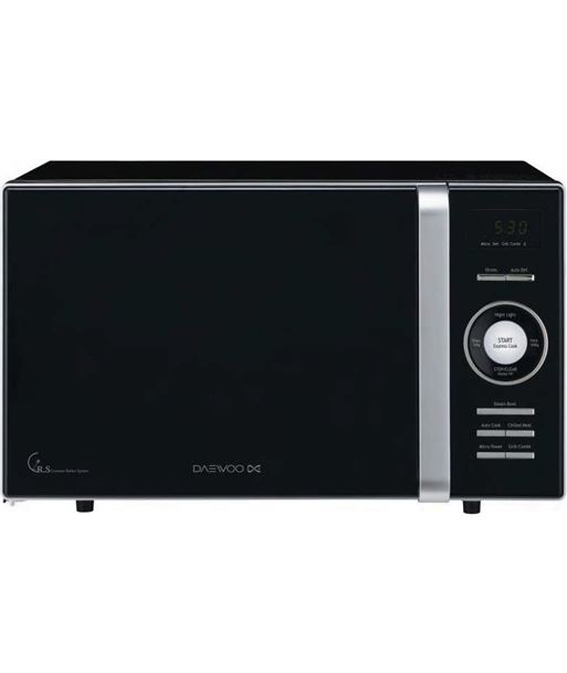 Daewoo microondas con grill  daewo kog-8a6k (800w) 23l negro kog8a6k - 8806323310015
