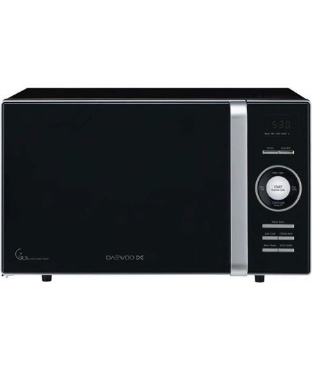 Daewoo microondas con grill  daewo kog-8a6k (800w) 23l negro daekog8a6k