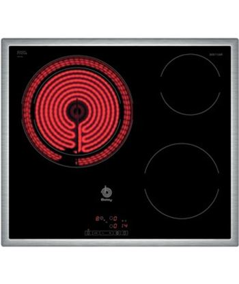 Vitro independiente Balay 3EB715XR 60cm. 3z. Vitrocerámicas independientes - 3EB715XR